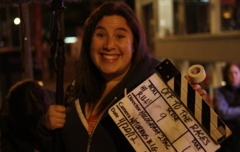 SHALHEVET AT 20: Gaby Grossman '08: On a path to Hollywood