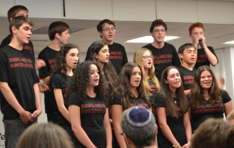 From the newly-dubbed 'Choirhawks,' something new and then some