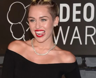 Miley Cyrus morphs into a symbol of gyration nation, but she's nobody's role model