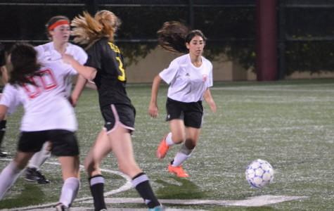 Girls' Soccer defeats YULA to end season