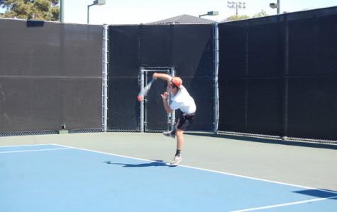 Led by freshmen, Firehawk Boys' Tennis ends season 5 – 5