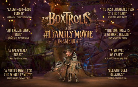 'Boxtrolls'  is an existential fantasy, set in clay