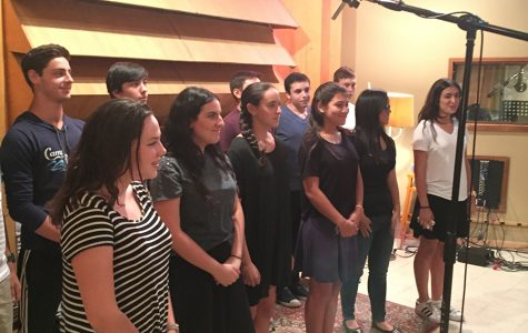 John Lennon was here: Choir records new CD in famous studio in Hollywood
