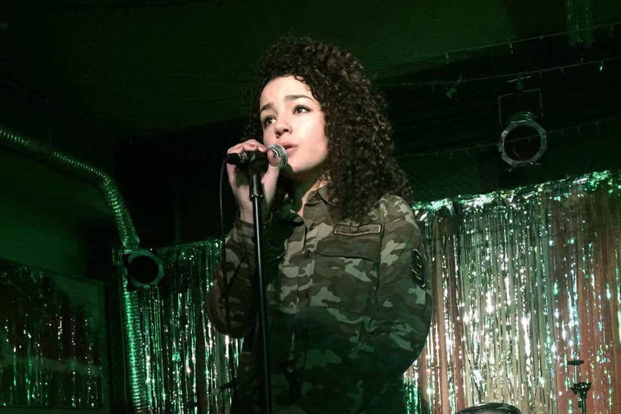 SING: Natalie Dahan sold out her first show at AMPLYFi on Melrose.
