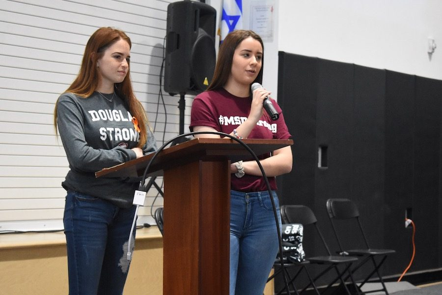 Students from Florida school shooting tell their stories