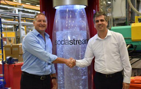 Pepsico buys Israel-based SodaStream for $3.2 billion