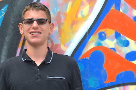 Alex Rubel, Sports Editor
