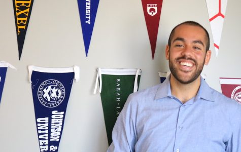 New College Counselor plans to advise from personal experience
