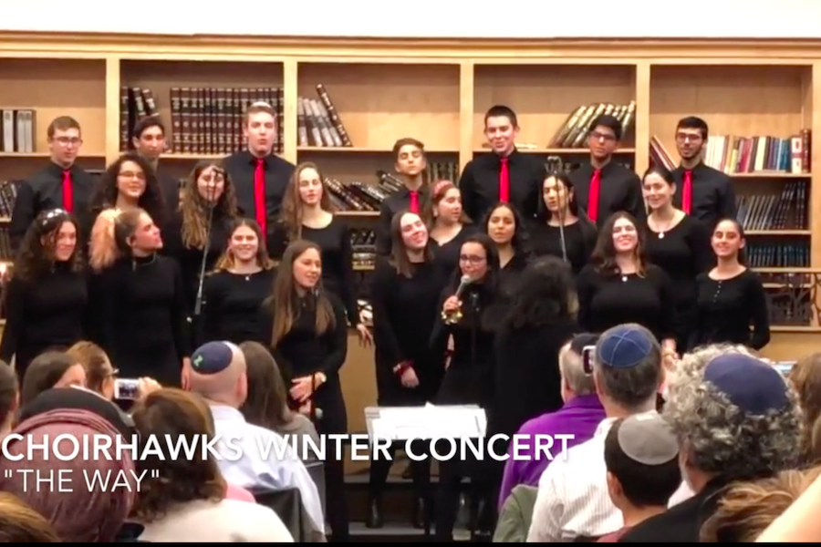 VIDEO: Creativity in the spotlight as Choirhawks forge their own musical path