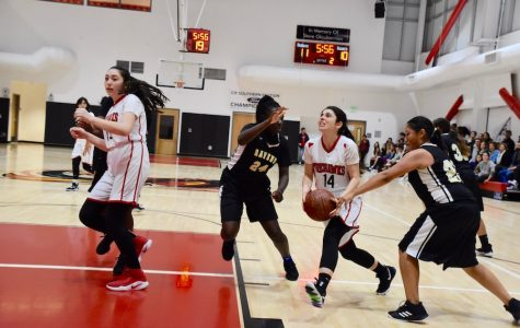 Firehawk girls eliminated from CIF playoffs in overtime heartbreak against Bloomington Christian