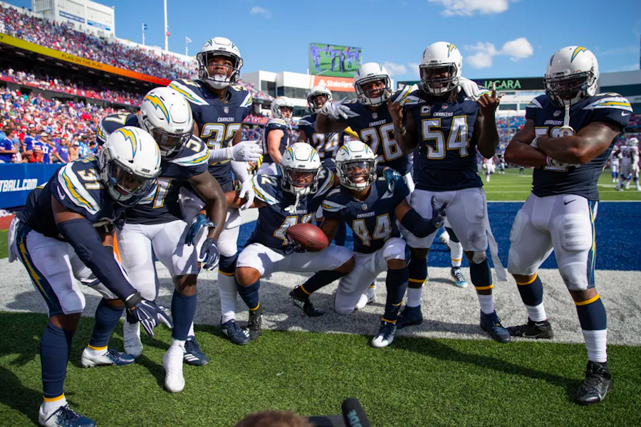 CURSE:   Since the Chargers arrived, almost every LA team has gotten close to a championship.  None has won.