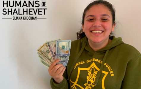 HUMANS OF SHALHEVET: Eliana Khoobian