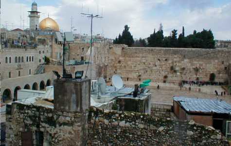 Shavuot in Jerusalem: Anticipation rewarded, then and now
