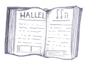 For Shalhevet this spring, a half-Hallel