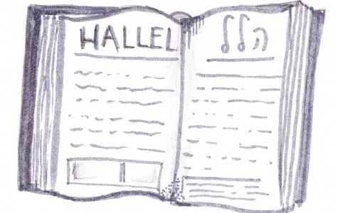 For Shalhevet this spring, a half-Hallel