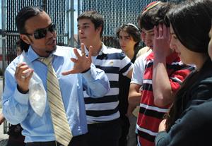 Mr. Tranchi to step down as principal