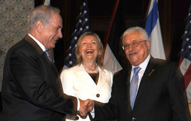 Peace talks have started between Israel and Palestinian Authority