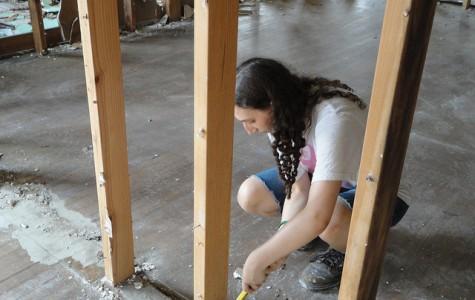 Volunteers share a hands-on summer in Arkansas