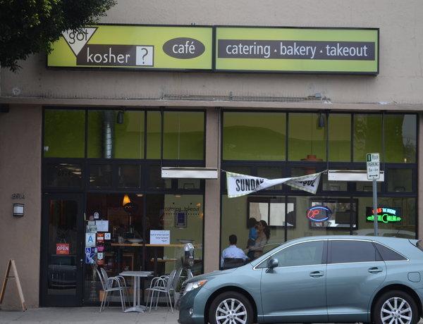 'Got Kosher?' gets beyond the plastic - slowly