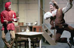 Drama's 'Twelfth Night': A masterful comedic fracas graced with song