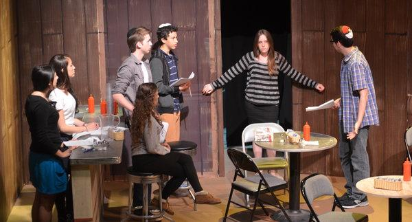 WHODUNNIT? Drama's spring play is set in Nashville, and every character has a motive for murder.