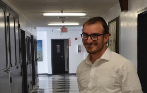 New Judaic Studies teacher brings Hassidic views