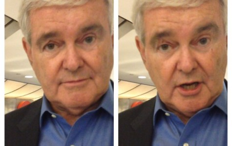 Newt Gingrich tells BP that for Israel, in a tough neighborhood, 'survival is victory'