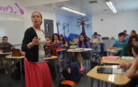With the year's new class assignments, Mrs. Atara Segal becomes the first woman to teach Gemara in an Orthodox high school in LA