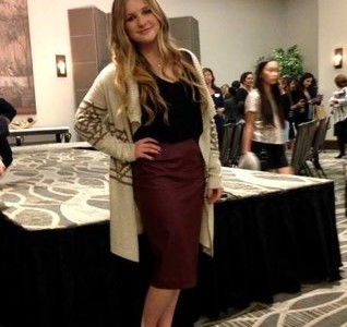 Fashion show promotes a new view of beauty