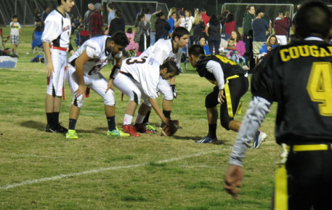Boys Flag Football ends its first season 4-9