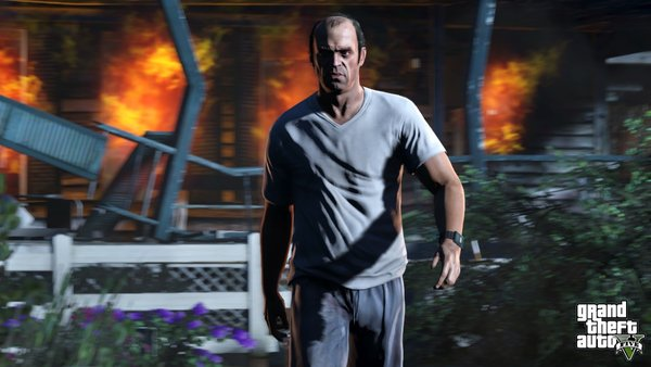 VARIETY: Players of Grand Theft Auto 5 can switch off playing different characters, each with quirks, personalities and talents.