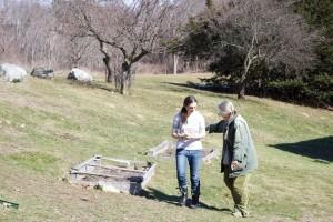 SHALHEVET AT 20: Jaclyn Kellner '11: Goat-herding, farming and studying too