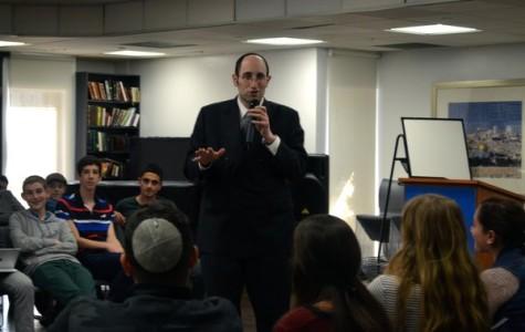 Rabbi Meir Soloveitchik emphasizes Begin's legacy of nationalism in Beit Midrash talk