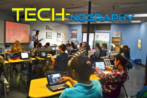 TECH-NOGRAPHY: How students and faculty are handling the geography of tech