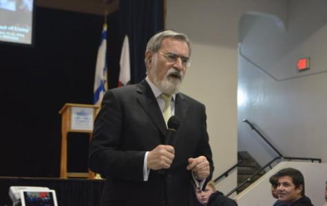 A chosen people, but chosen for what? Rabbi Sacks answers