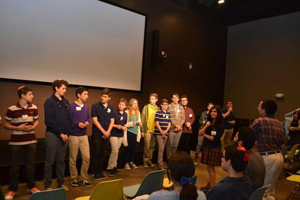 GOOGLE IT: Shalhevet students learned about Google's technology on March 19.