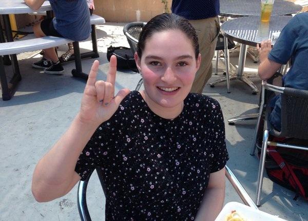 SIGN: Mira Wolman says