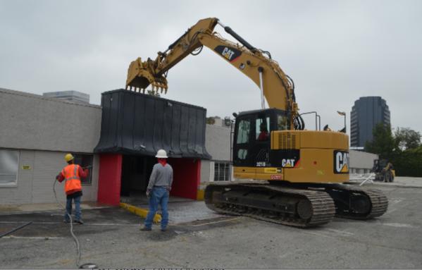 Demolition: Grab