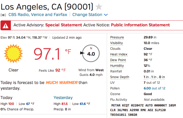 HOT%3A+It+was+98+degrees+in+Los+Angeles+when+Reb+Noam+announced+today+that+there+would+be+no+school+Friday+due+to+heat.