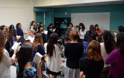 All-girls minyan most popular
