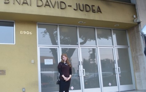 In a first for Los Angeles, B'nai David adds a clergy intern who is female