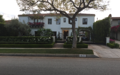 STAGE: Lacking a theater this year, Dramas will stage its spring one-acts in various rooms of this home in Beverly Hills. Student playwrights are adapting scenes to what is there, and audience members will walk from room to room.  The scenes are all related and revolve around a birthday party.