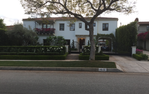 STAGE: Lacking a theater this year, Drama's will stage its spring one-acts in various rooms of this home in Beverly Hills. Student playwrights are adapting scenes to what is there, and audience members will walk from room to room.  The scenes are all related and revolve around a birthday party.