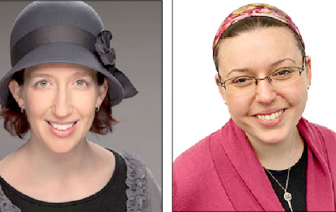 LEADERS: Maharat Rachel Kohl Finegold,left,works at Congregation Shaar Hashomayim in Montreal. Maharat Ruth Balinsky Friedman, right, works at Congregation Ohev Sholom: The National Synagogue in Washington, D.C. All graduates of Yeshivat Maharat have found positions where they can use their title.