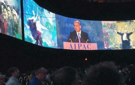 Students hear Bibi in D.C. and JCC