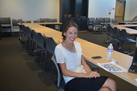 SCHOLAR: Ms. Ilana Wilner has two master's degrees, one in education and the other in
