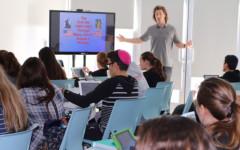 TEACHER TALK: Changing trajectories