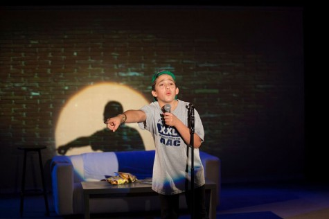In five one-acts, Drama program explores teen identity as it affirms its own