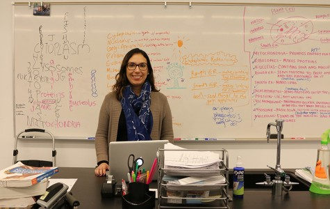 TEACHER TALES: A path to science and a new home