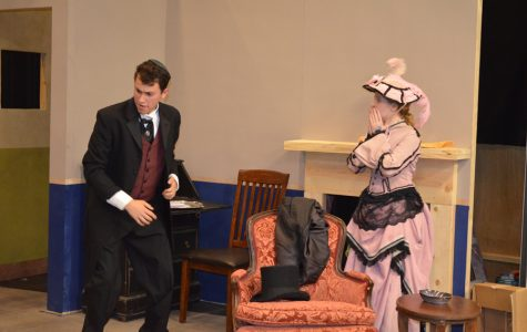 No music, but spring Drama offers a humorous look at the past